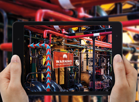 How Remote Augmented Reality Can Impact Your Training and Maintenance Programmes
