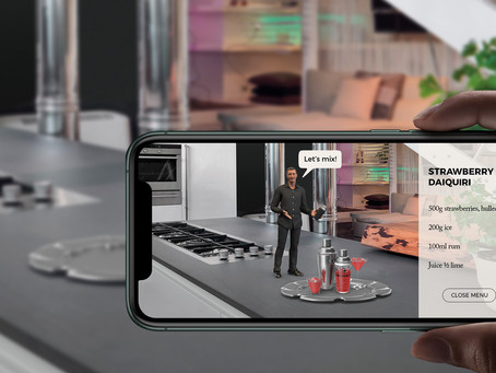 How Augmented Reality (AR) Can Help Drinks Brands To Add Value To The Consumer Journey