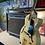 Thumbnail: Yamaha AEX 1500 archtop with humbucker and piezo pickup