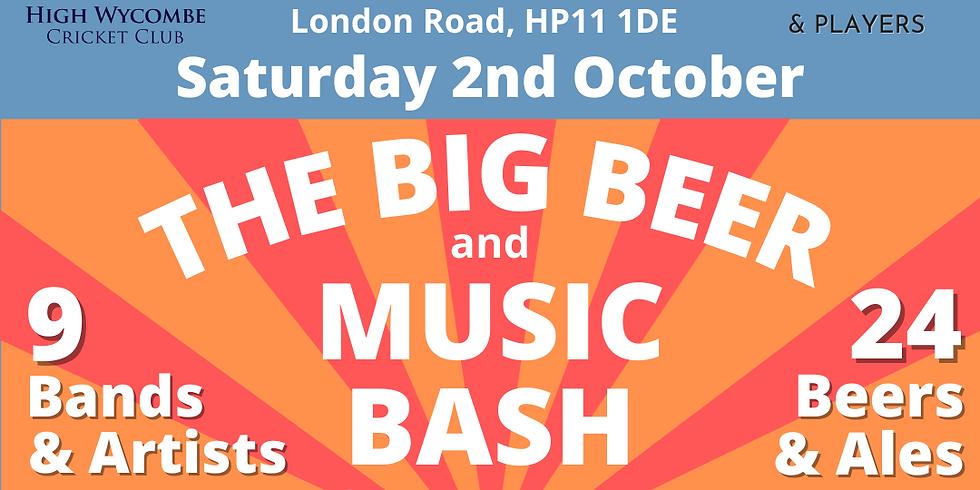Music and Beer Big Bash
