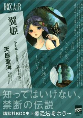 翼姫-closed summer closed sky-