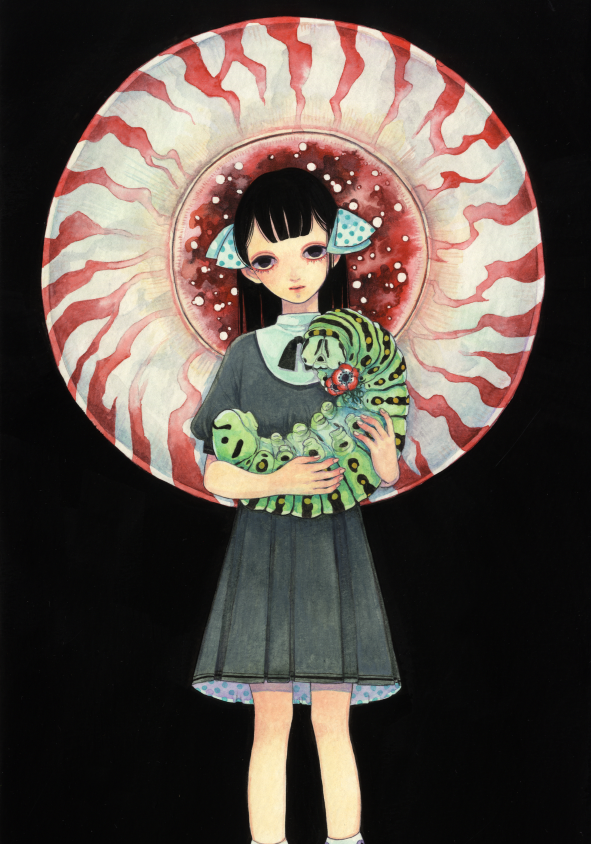 shell-聖母-
