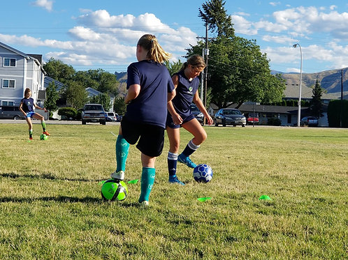 Clinic #3 First Touch Camp (FTC) Clinic #3 FTC / June 24-27, 2019
