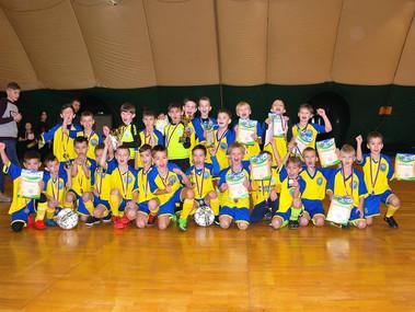 Традиционный Рождественский турнир среди мальчиков 2010 г.р.