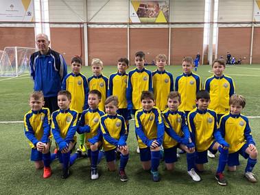 X Юбилейный традиционный всероссийский фестиваль по футболу « Юные таланты» в г.Сызрань среди младши
