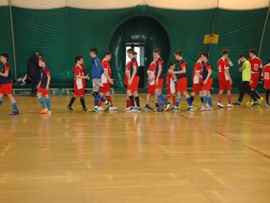 Финал Первенства г. Уфы по мини-футболу среди юношей 2003 г.р.