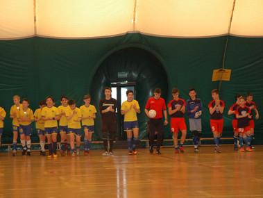 Финальные игры Первенства г. Уфы по мини-футболу среди юношей 2003 г.р.