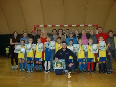 Завершился турнир по футболу памяти Лапчевского Л.Г.