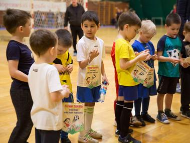 Турнир памяти Кондояниди Александра Андреевича среди мальчиков 2011 и 2012 г.р.