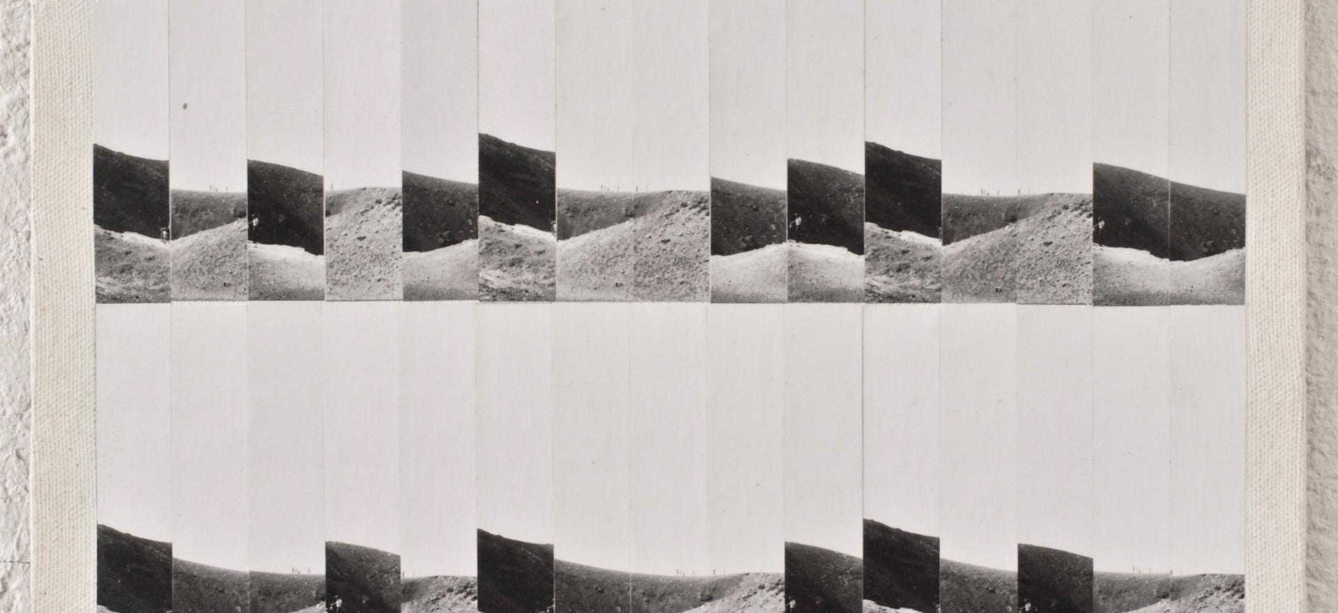 Vittorio Messina, Landscape 9744, 1974,