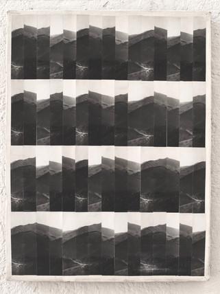Vittorio Messina, Landscape 9743, 1974,