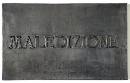 Vittorio Messina, Maledizione, 2018, pio