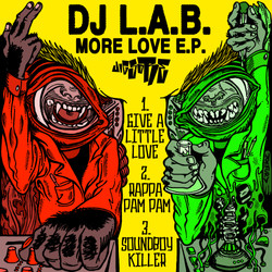 DJ L.A.B. 'More Love E.P. Jigsore