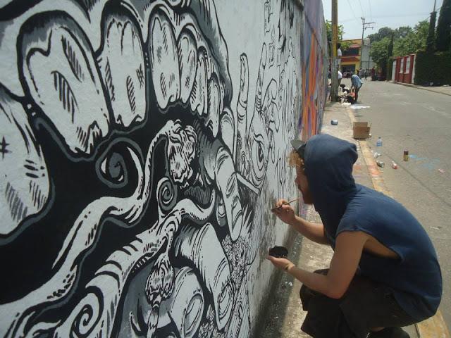 Aliados Festival, Oaxaca, Mexico