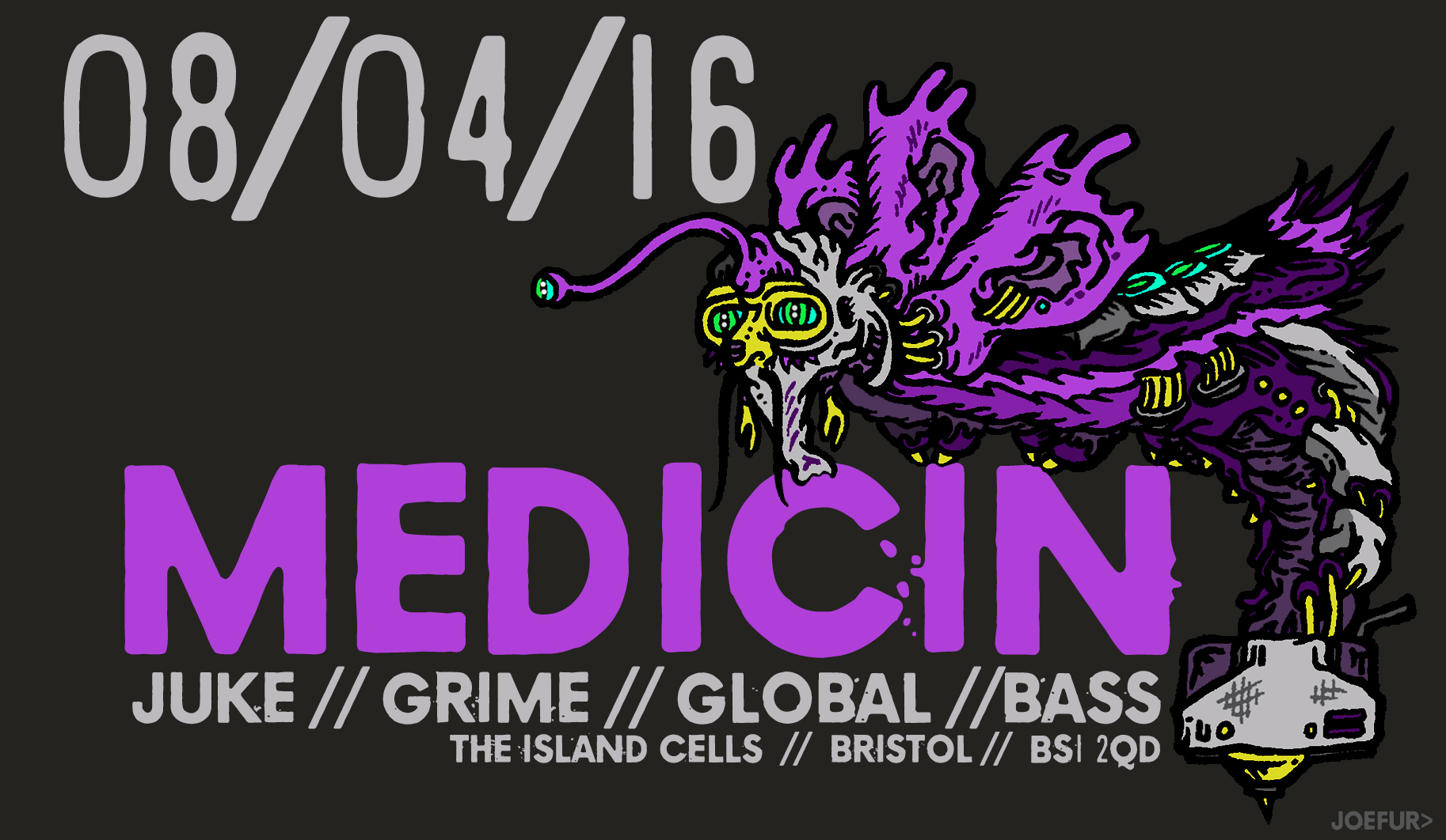 Medicin Promotional Artwork