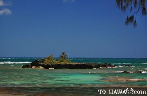 North Shore: Kukaimanini Island