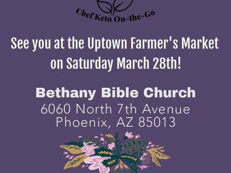 Uptown Farmer's Market Update