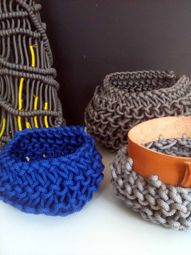 knitted objects