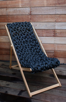 Rope Deck Chair