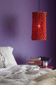 Cylinder lampshade