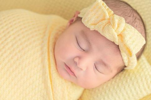 Melina Esmeralda - 9 days old._ I couldn