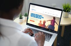 Website design for a dental practise