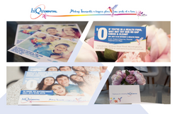 Marketing Materials and rebrand for a dentist