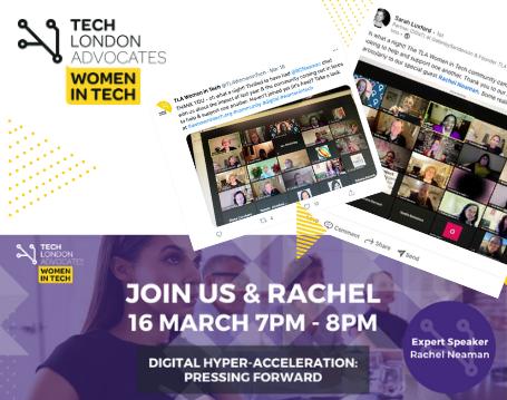 Tech London Advocates – Women in Tech