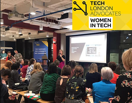 TLA - WOMEN IN TECH