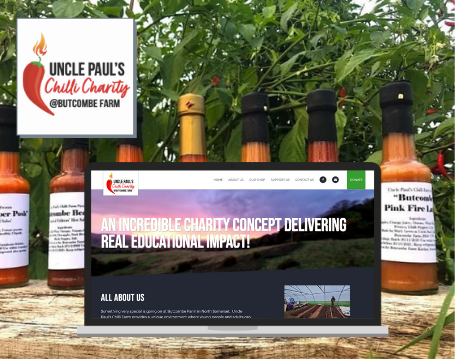 Uncle Paul's Chilli Charity