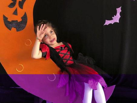 É Halloween! BOOO