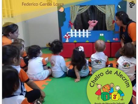 A importância do teatro Infantil na formação da criança