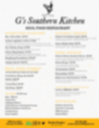 G's Southern Kitchen Restaurant Menu.png