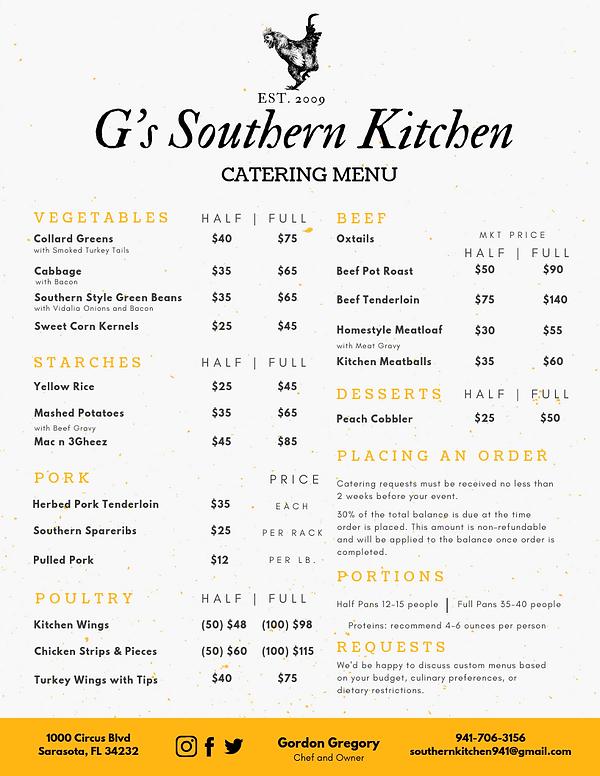 G's Southern Kitchen Menu.png