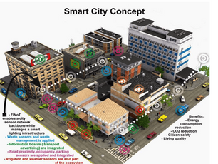 Towards a Theory of Smart Cities