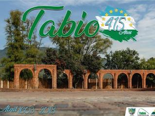 Los 415 años de Tabio, Cundinamarca.