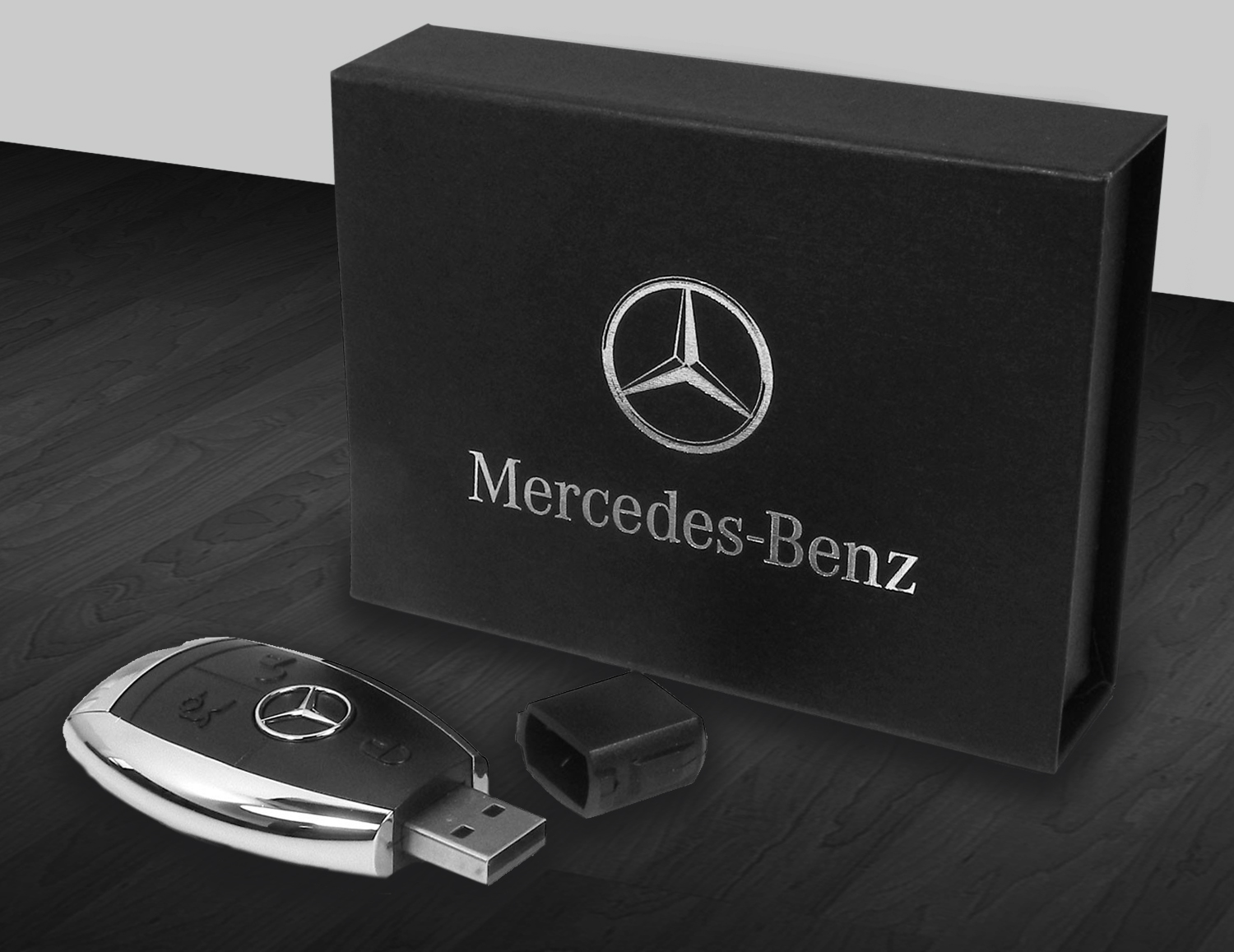 Mercedes Benz Key Fob