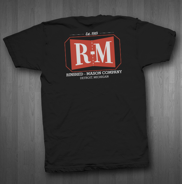 Retro R-M Shirt