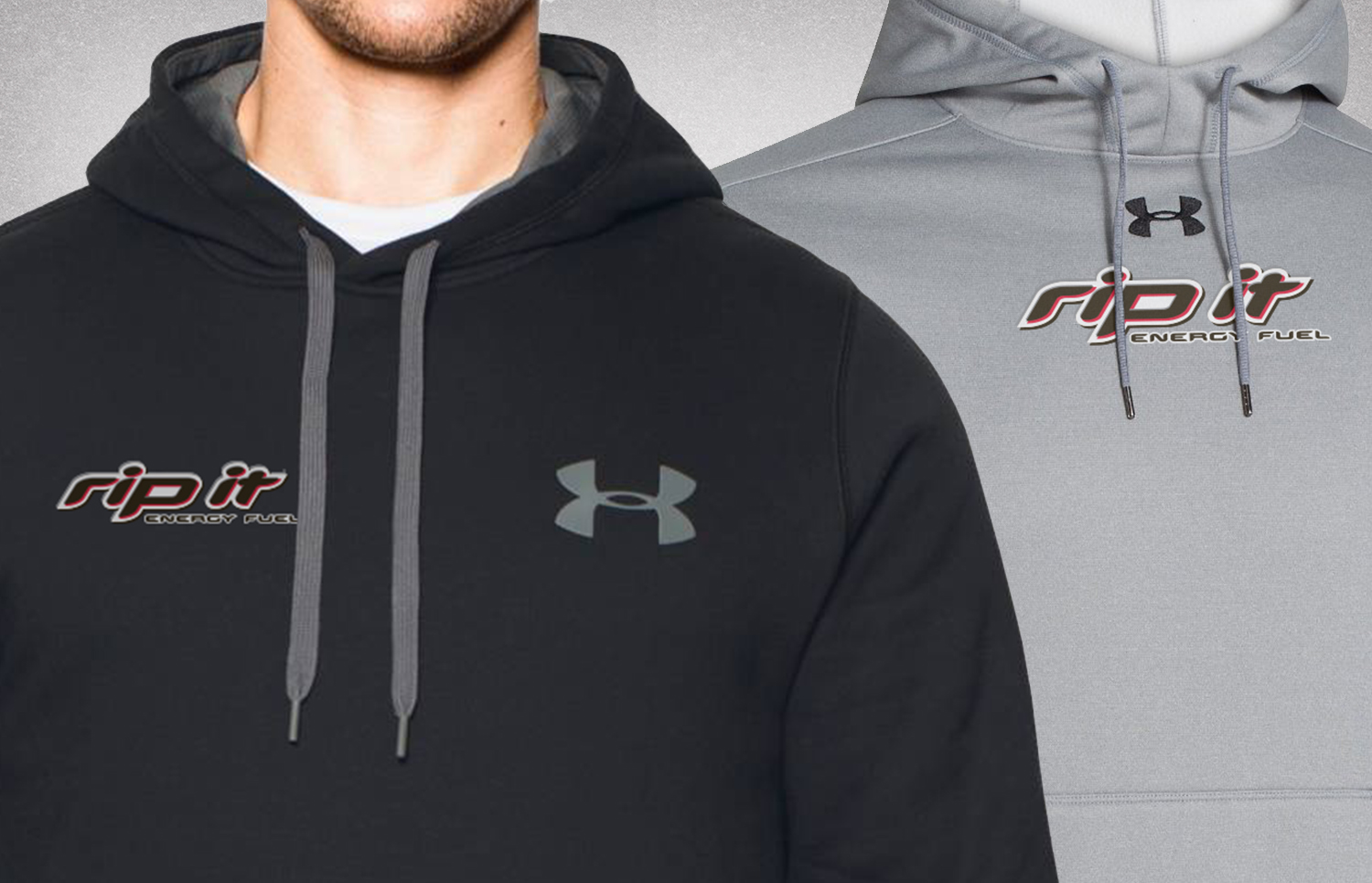 Rip It / Under Armour Hoodies