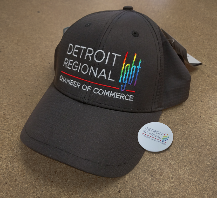 LGBT Chamber of Commerce Cap