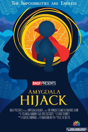 Amygdala Hijack Parody Poster