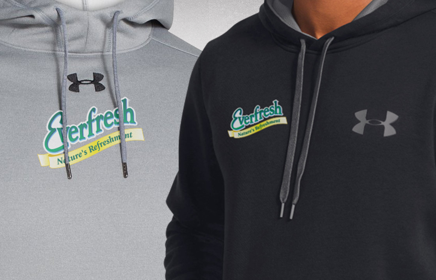 Everfresh / Under Armour Hoodies