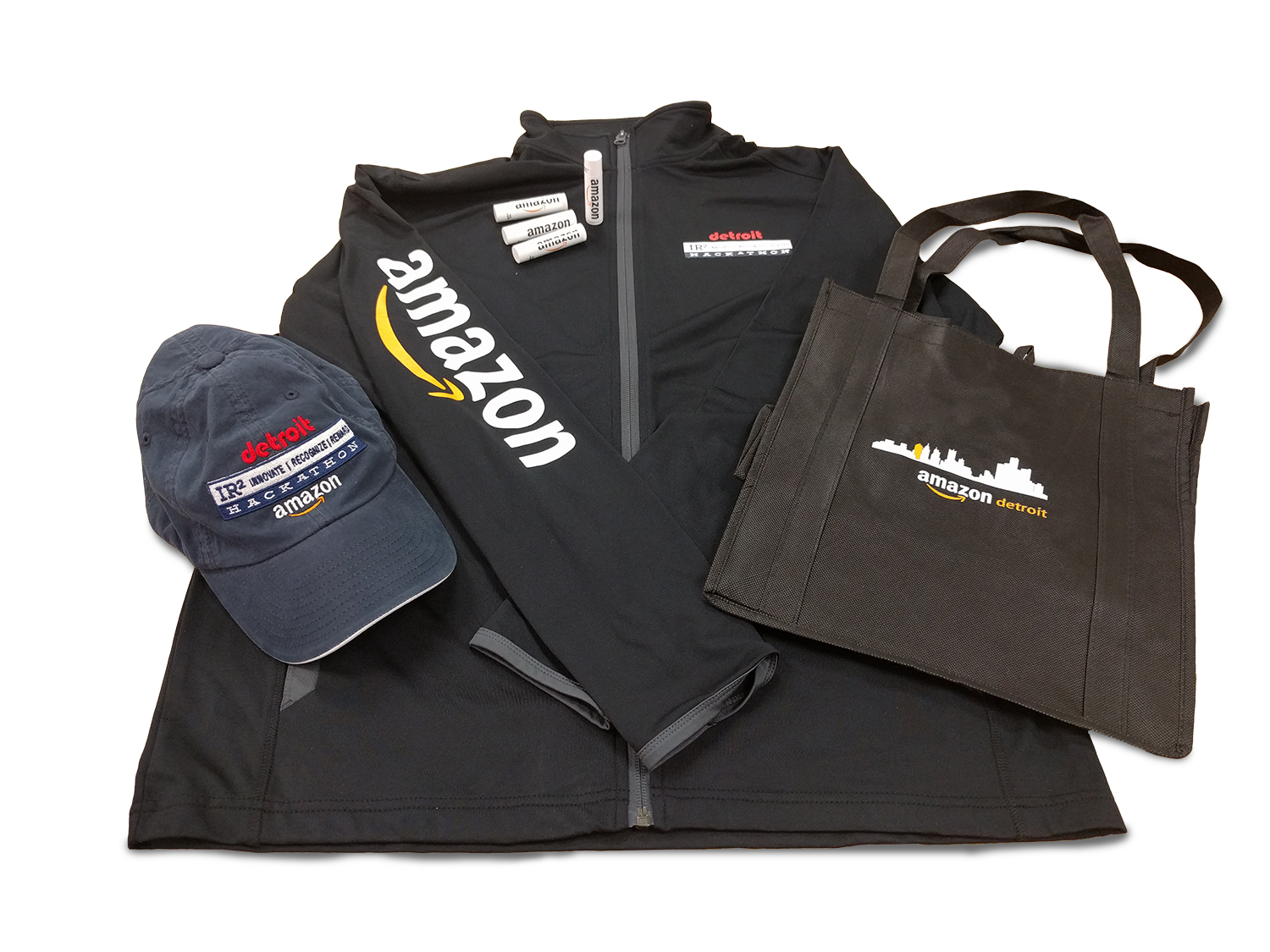 Amazon Hackathon Promotional Items