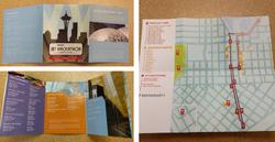 Amazon Seattle Hackathon Map