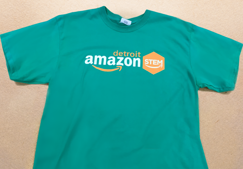 Amazon Stem T-Shirt