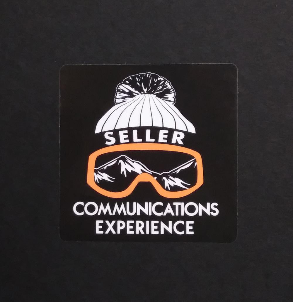 Seller Communications Sticker