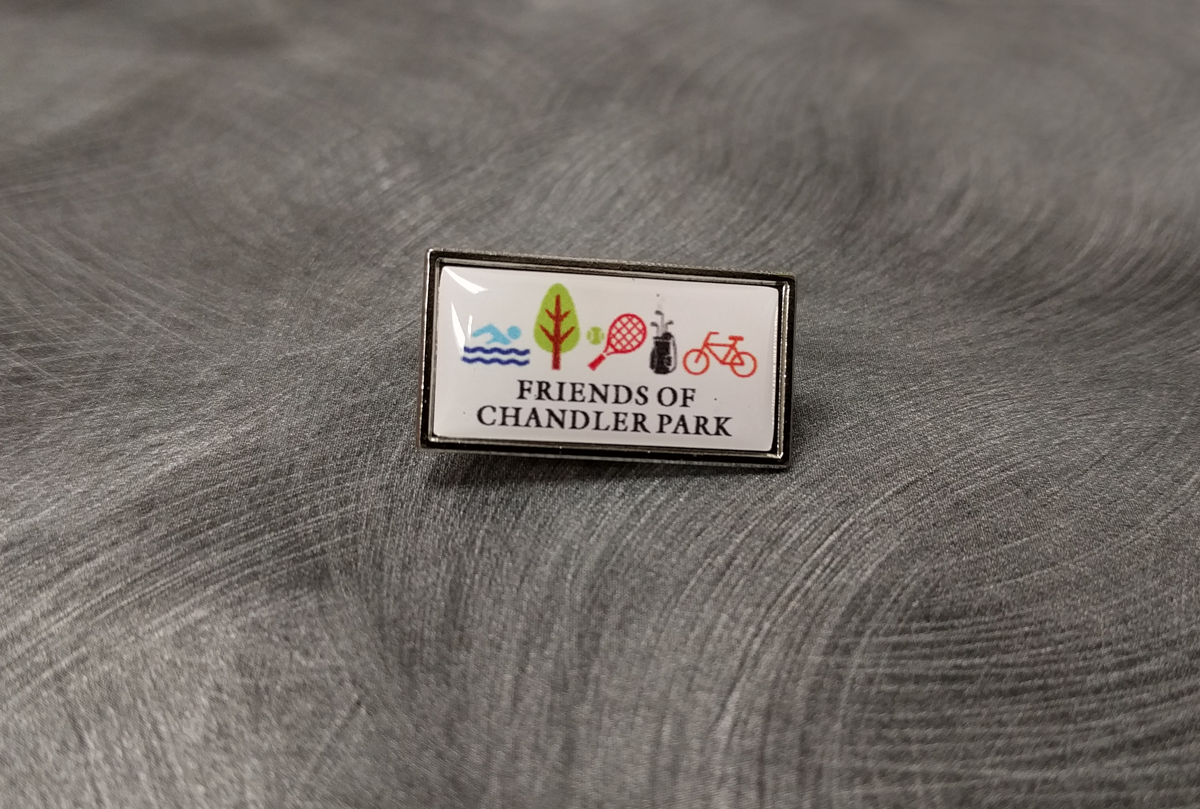 Chandler Park Lapel Pin
