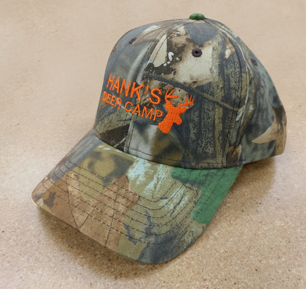 Hank's Deer Camp Cap