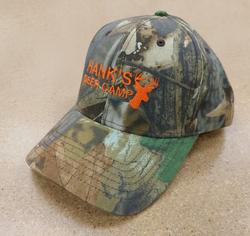 Hank's Deer Camp Cap
