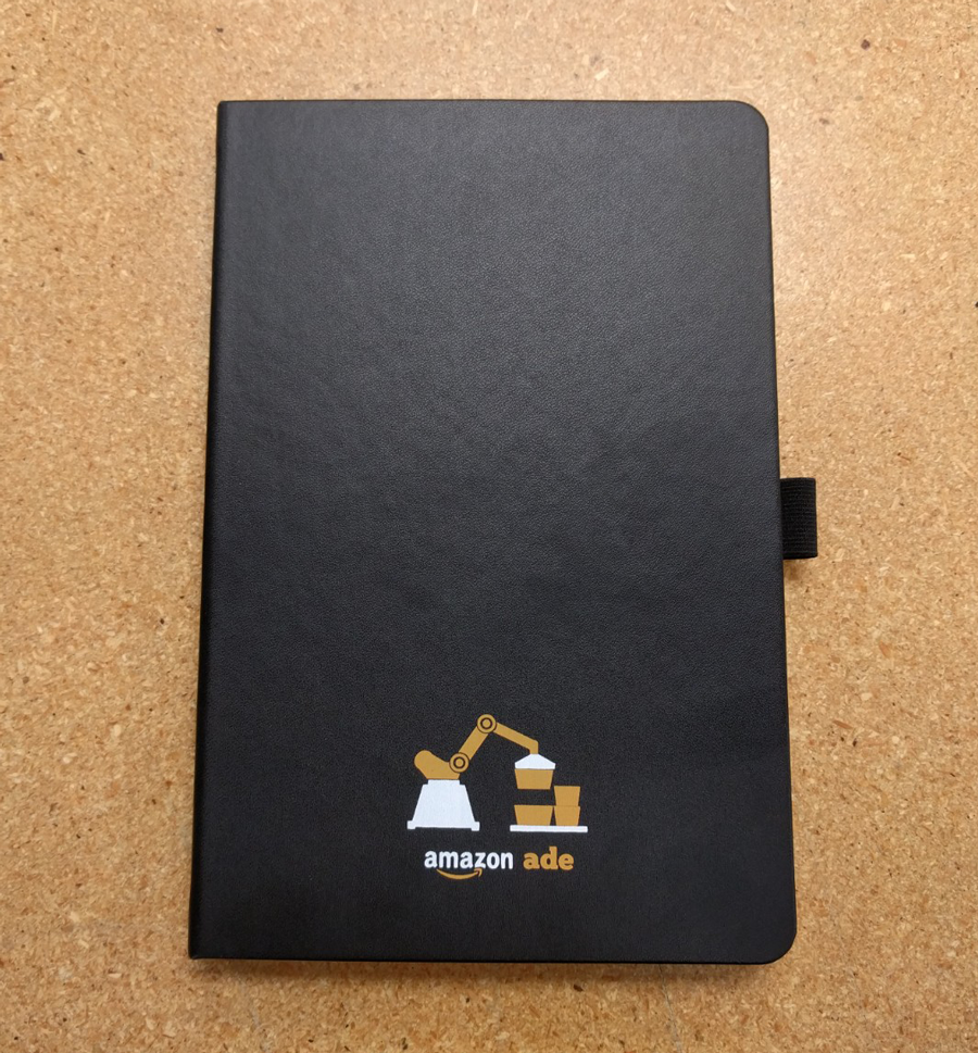 Amazon Ade Notebook